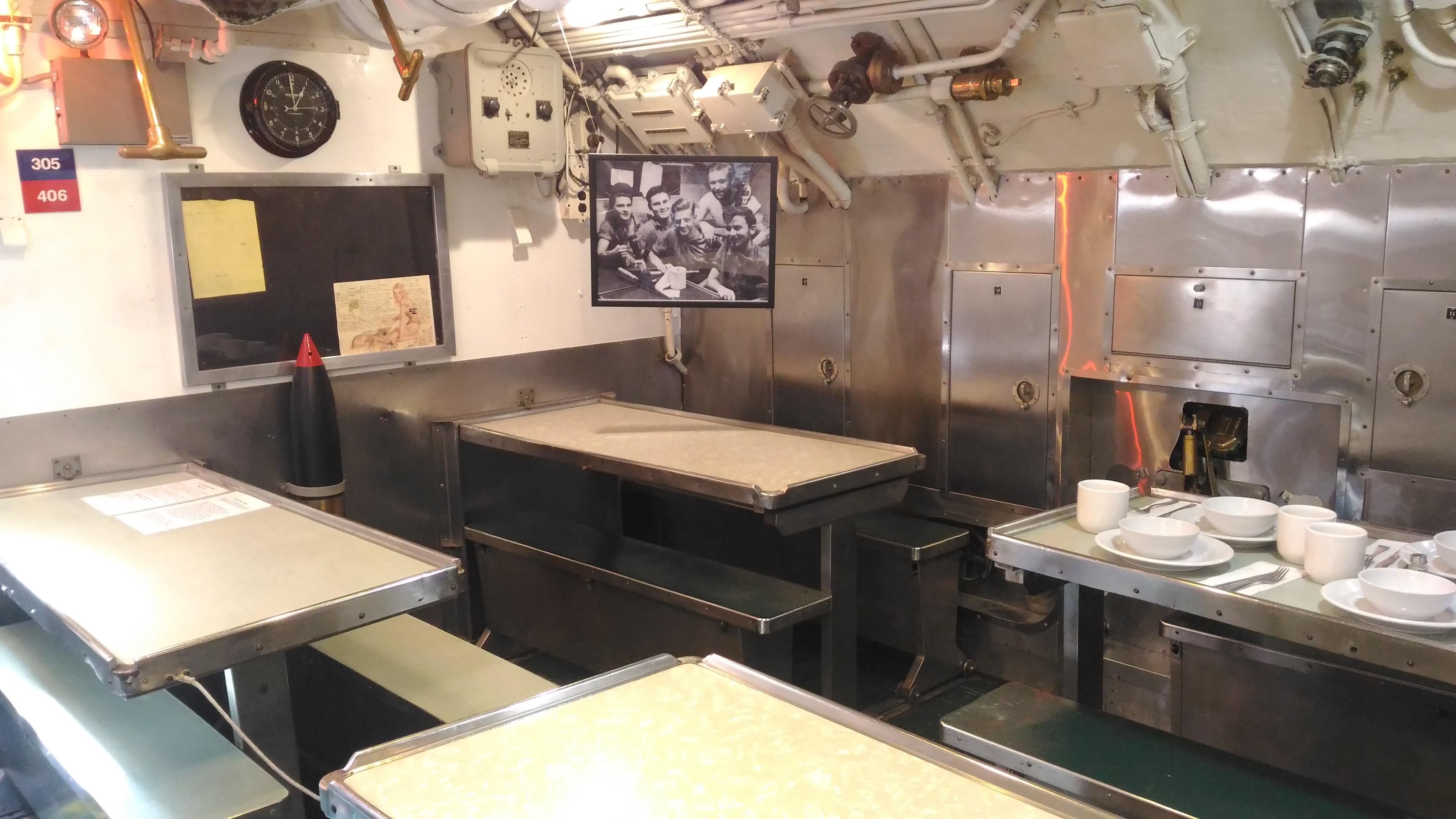 潜水艦ボーフィン