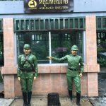 【史跡】バンコクに残る戦争の爪痕-ドゥシット動物園内の防空壕に行ってきた