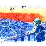 少年の戦争体験:炎のなかの町-僕と戦争-