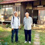 【活動報告】戦争の傷跡と共に暮らす家 ・ 第一回見学会